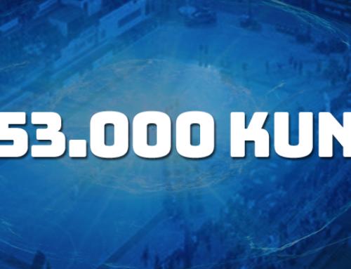 Nagradni fond povećan na 153 tisuće kuna!
