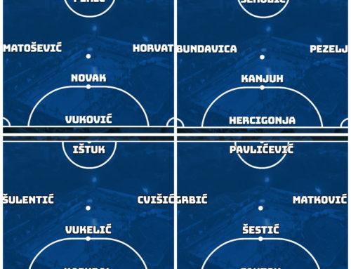 Četiri All-star postave Trofeja Dinamo 2019!