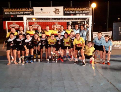 SC Flegar osvojio ženski turnir, danas završnica seniora i veterana!