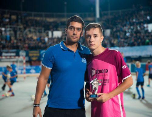 Dominik Brletić: Čast mi je dobiti ovo priznanje kraj toliko dobrih igrača na natjecanju