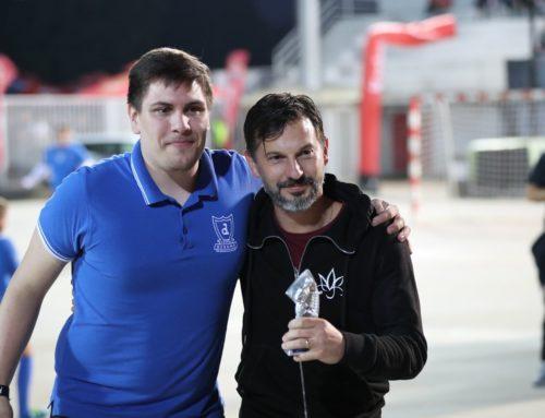Alan Klakočer: Bez momčadi i podrške suigrača, ne bih osvojio ovu nagradu