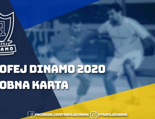 Trofej Dinamo 2020 – osobna karta