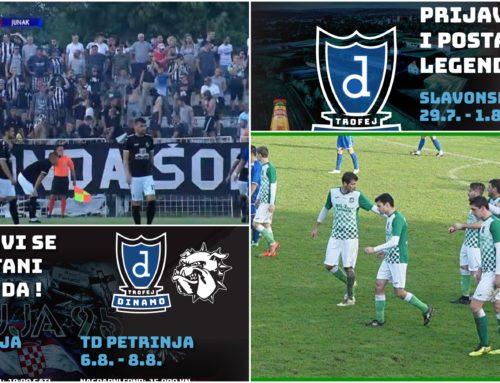 Kvalifikacije za 2.HNL: U kadru dvije momčadi čak 9 igrača s Trofeja Dinamo!