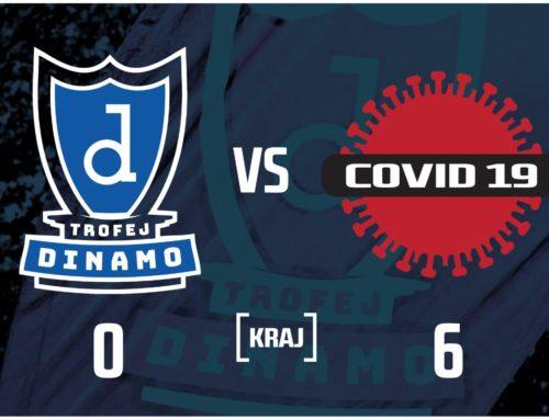KRAJ UTAKMICE: Covid-19 je bio prejak, Trofej Dinamo ipak otkazan
